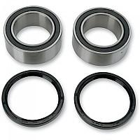 [해외]MOOSE HARD-PARTS 25-1619 Wheel Bearing And Seal Kit Suzuki 9138347159 Multicolour