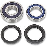 [해외]MOOSE HARD-PARTS 25-1689 Wheel Bearing Kit Honda 9138347166 Multicolour