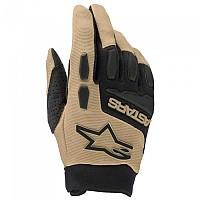 [해외]알파인스타 Full Bore Gloves 9138237439 Sand / Black