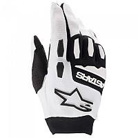 [해외]알파인스타 Full Bore Gloves 9138237440 White / Black
