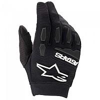 [해외]알파인스타 Full Bore Gloves Youth 9138237441 Black