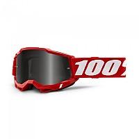 [해외]100% Accuri 2 Sand Goggles 9138263127 Red