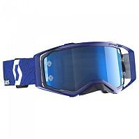 [해외]스캇 Prospect 6 Days 2020 Italy Goggles 9138335702 Blue