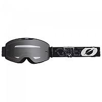 [해외]오닐 B-20 Strain Goggles 9138342202 Black / White