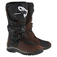 [해외]알파인스타 Corozal Adventure Drystar Oiled Leather Motorcycle Boots 9136226483 Brown / Black