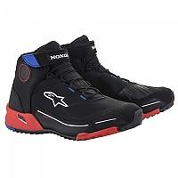 [해외]알파인스타 Honda CR-X Drystar Riding Motorcycle Boots 9137823301 Black / Red / Blue