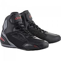 [해외]알파인스타 Faster-3 Drystar Motorcycle Shoes 9138237399 Black / Fluo Red