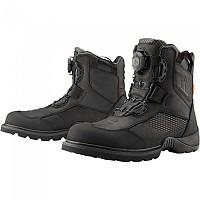 [해외]ICON Stormhawk WP Motorcycle Boots 9138335894 Black