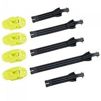 [해외]오닐 Rider Pro Buckle+Strap Kit 9138342389 Neon Yellow / Black
