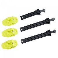[해외]오닐 Rider Pro Buckle+Strap Kit Youth 9138342395 Neon Yellow / Black