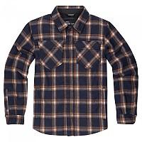 [해외]ICON Upstate Riding Flannel Long Sleeve Shirt 9137750088 Orange