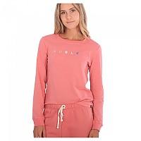 [해외]헐리 Waves Too Classic Crew Long Sleeve T-Shirt 14138238823 Faded Rose