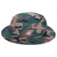 [해외]헐리 Back Country Hat 14138238301 Camo Green