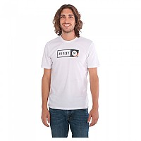 [해외]헐리 Everyday Washed Layup Short Sleeve T-Shirt 14138238464 White