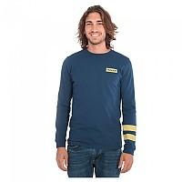 [해외]헐리 Oceancare Washed Block Party Long Sleeve T-Shirt 14138238647 Armory Navy