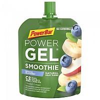 [해외]파워바 PowerGel Smoothie 90g 1 Unit Banana & Blueberry Energy Gel 4138258809