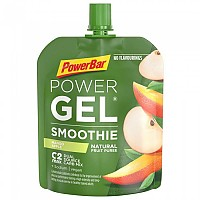 [해외]파워바 PowerGel Smoothie 90g 1 Unit Mango & Apple Energy Gel 4138258810