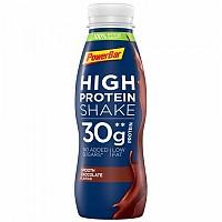 [해외]파워바 330ml HighProtein Shake Chocolat Drink 1 Unit 4138270329 Blue