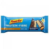 [해외]파워바 35g ProteinPlus Fibre Vanilla Almond Energy Bar 1 Unit 4138270335 Blue