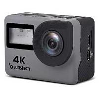 [해외]SUNSTECH Adrenaline 4KGY Action Camera 4138248250 Black / Grey