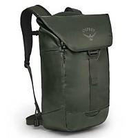 [해외]오스프리 Transporter Flap Backpack 20L 4138264476 Haybale Green