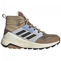 [해외]아디다스 테렉스 Trailmaker Mid Crdy Hiking Shoes 4138103803 Beige Tone / Core Black / Ambient Sky
