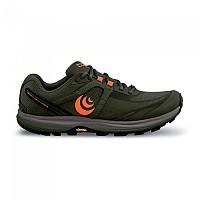 [해외]TOPO ATHLETIC Terraventure 3 Trail Running Shoes 4138036721 Dark Green / Orange