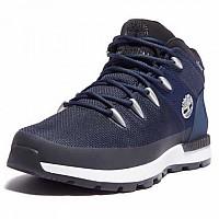 [해외]팀버랜드 Sprint Trekker Mid F/L WP Hiking Boots 4138182632 Black Iris