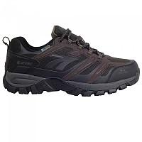 [해외]HI-TEC Muflon Low WP Hiking Shoes 4138315786 Chocolate / Taupe