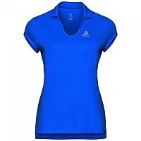 [해외]오들로 Kumano Light Short Sleeve Polo Shirt 4136739769 Energy Blue