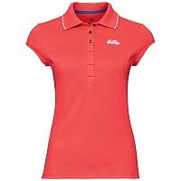 [해외]오들로 Kumano Short Sleeve Polo Shirt 4136739793 Fiery Coral