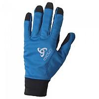 [해외]오들로 Zeroweight Warm Gloves 4136871996 Blue Jewel / Black