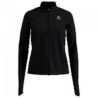 [해외]오들로 Fli Ceramiwarm Sweatshirt 4137300501 Black / Graphite Grey / Stripes