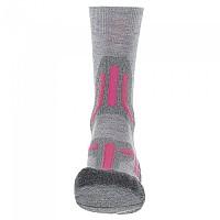 [해외]UYN Trekking 2in Merino Mid Socks 4138217587 Light Grey / Pink