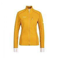 [해외]마무트 Aconcagua Light Full Zip Sweatshirt 4138293962 Golden / White