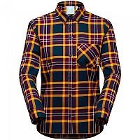 [해외]마무트 Trovat Long Sleeve Shirt 4138294672 Marine / Grape