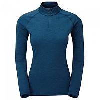 [해외]몬테인 Dart Long Sleeve T-Shirt 4138304261 Narwhal Blue