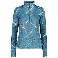 [해외]CMP Sweat Long Sleeve T-Shirt 4138315675 Azzurro / Titanio
