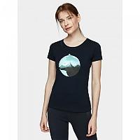 [해외]4F Short Sleeve T-Shirt 4138349529 Dark Blue