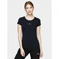 [해외]4F Short Sleeve T-Shirt 4138349530 Dark Blue