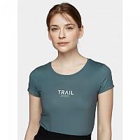 [해외]4F Short Sleeve T-Shirt 4138349553 Light Blue