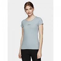 [해외]4F Short Sleeve T-Shirt 4138349554 Light Blue