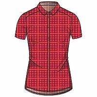 [해외]오들로 Nikko Check Short Sleeve Shirt 4136833011 70621