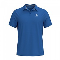 [해외]오들로 F-Dry Short Sleeve Polo Shirt 4137026401 Nebulas Blue