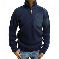 [해외]CMP Pullover Tricot 1/2 Zip 4137186683 Navy