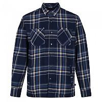 [해외]레가타 Thamos Long Sleeve Shirt 4138169092 Navy Check
