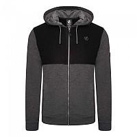 [해외]Dare2B Credulous Full Zip Sweatshirt 4138173794 Charcoal / Black