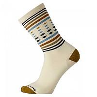 [해외]스마트울 Classic Stripe Crew Socks 4138211639 Natural