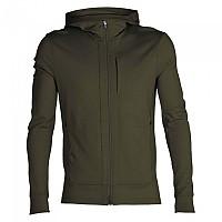[해외]아이스브레이커 Quantum III Full Zip Sweatshirt 4138215052 Loden