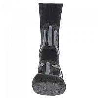 [해외]UYN Trekking 2in Merino Mid Socks 4138217585 Black / Grey